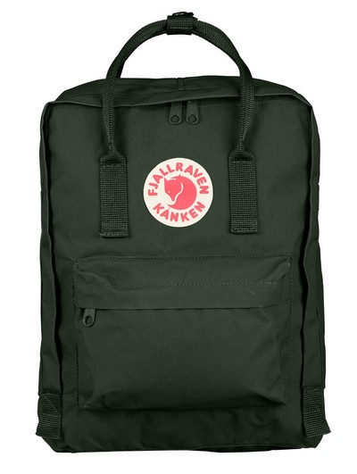 Рюкзак FJALLRAVEN Kanken Deep Forest фото