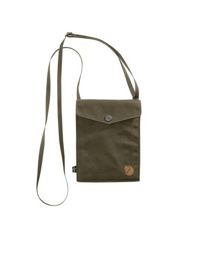Кошелек FJALLRAVEN Pocket Dark Olive фото