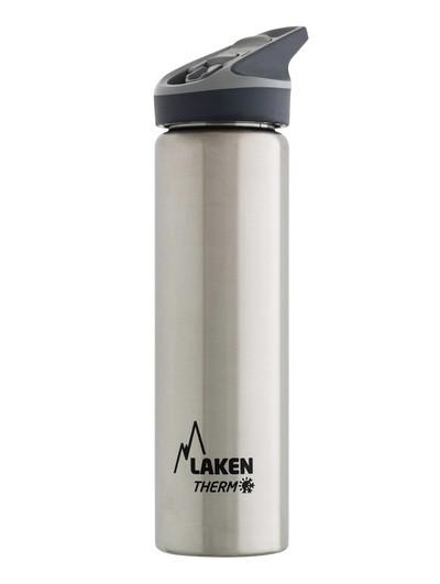 Термобутылка LAKEN Jannu Thermo 0,75L Plain фото