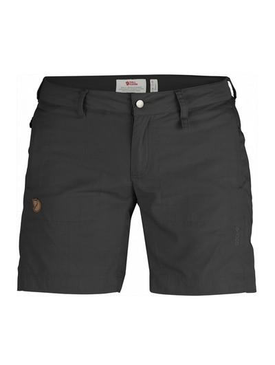 Шорты FJALLRAVEN Abisko Shade Shorts W dark grey фото