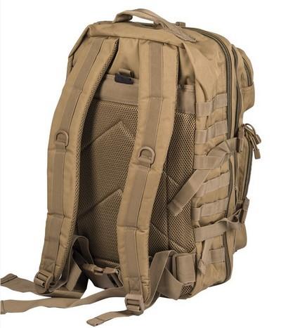 Mil-Tec Backpack US Assault Large Coyote Рюкзак 36L фото