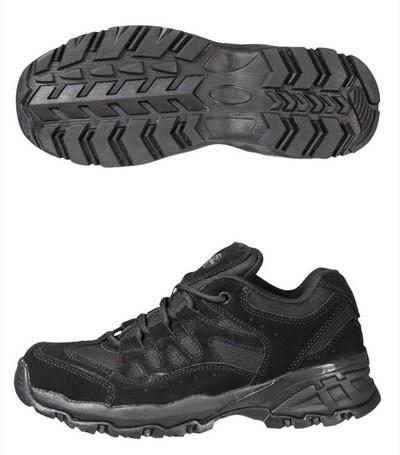 Mil-Tec Squad Shoes Black Взуття тактичне EU43 фото