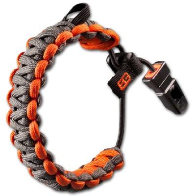 Браслет Gerber Bear Grylls Survival bracelet eng блістер фото