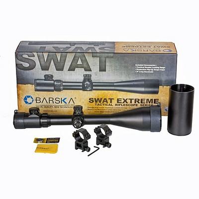 Прицел оптический Barska SWAT Extreme 6-24x44 SF (IR Mil-Dot) фото