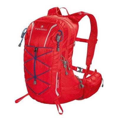Рюкзак спортивный Ferrino Zephyr HBS 22+3 Red фото