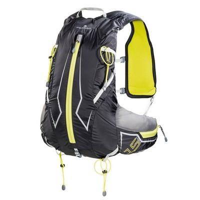 Рюкзак спортивный Ferrino X-Track 15 Black/Yellow фото