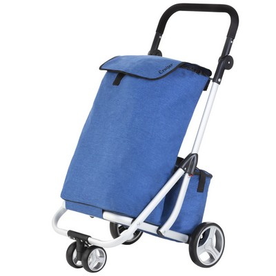 Сумка-тележка ShoppingCruiser 3 Wheels 40 Blue фото