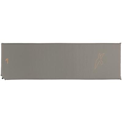 Коврик туристический Easy Camp Self-inflating Siesta Mat Single 1.5 cm Grey фото