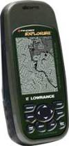 GPS приемник iFinder Explorer Lowrance