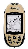 GPS приемник Magellan eXplorist 210