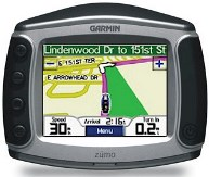 GPS приемник Garmin zumo 550