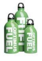 Емкость для топлива Optimus Fuel Bottle S 0.4