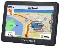 Автомобильный GPS Navon N650 Igo Amigo с картой Европы Navon (Навон)