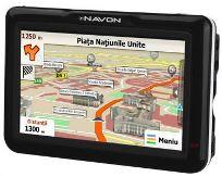 Автонавигатор Navon N470 Igo Amigo с картой Европы Navon (Навон)