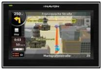 Автомобильный GPS Navon N550 Igo с картой Европы Navon (Навон)
