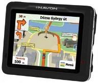 Автомобильный GPS навигатор Navon N260 с картой Украины. фото
