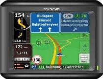 Автомобильный GPS навигатор Navon N250