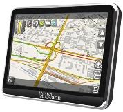 Автомобильный GPS навигатор Palmann 43С + карта Навител-Украина