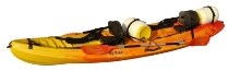RTM Ocean Duo - каяк Sit-On-Top типа 2+ для прогулок, катания на волнах и дайвинга
