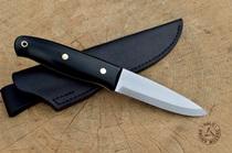 Авторский нож Бушкрафт L Halo Custom Knives