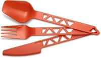 Столовый набор Primus Lightweight TrailCutlery Tangerine фото
